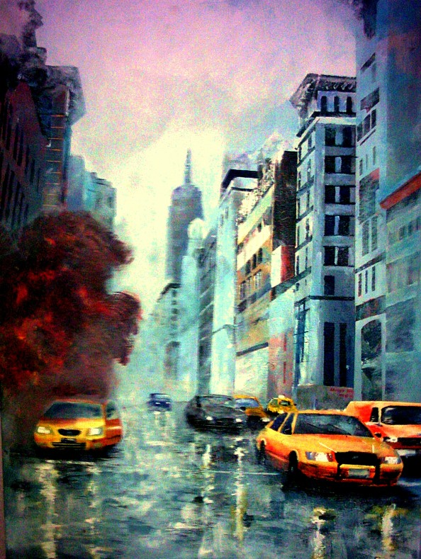 Empire State Building (34th St): Embellished Prints: Paul ...